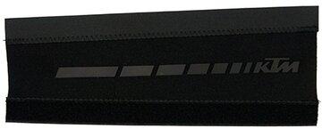 Grandinės apsauga KTM juoda su logo XL 105x125x280mm