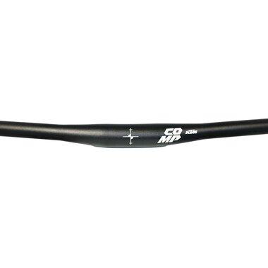 Vairas KTM Comp Flat Bat 31.8/720mm 9° (aliuminis, juodas)
