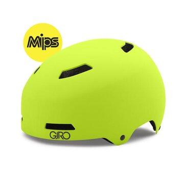 Šalmas GIRO Quarter Mips 51-55cm (fluorescentinė)