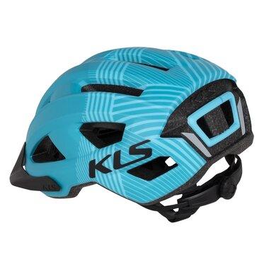 Šalmas KLS Daze M-L 55-58cm (šviesiai mėlyna)