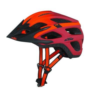 Šalmas KTM Factory Character (raudona/oranžinė) 58-62cm