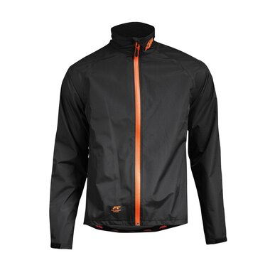 Bliuzonas KTM Wind & Rain FCe, XXL (juoda/oranžinė)