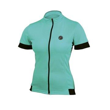 Marškinėliai ETAPE Donna (žydri) L