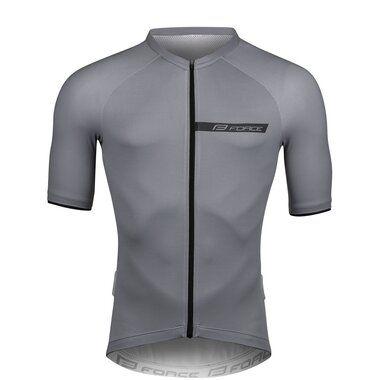 Marškinėliai FORCE CHARM, (pilki) XL