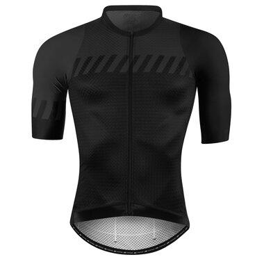 Marškinėliai FORCE Fashion (juoda/pilka) M