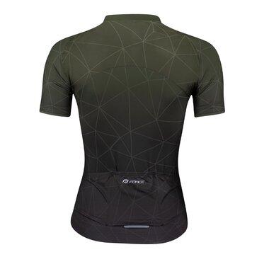 Marškinėliai FORCE Spangle Lady (kamofliažinė) dydis L