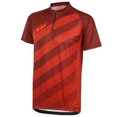 Marškinėliai KTM Factory (raudoni) dydis XL