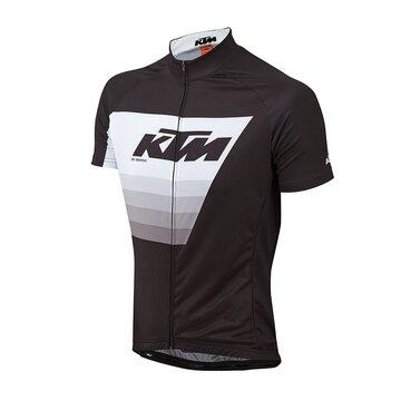 Marškinėliai KTM FL (juoda/balta) S