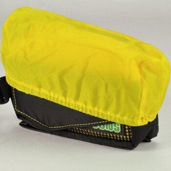 Krepšelis Ogns Target 0.84l JUODAS, priekyje ant rėmo + apsauga nuo lietaus