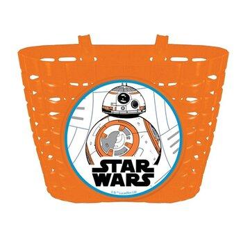 Krepšys ant vairo BONIN Star Wars (plastikinis, oranžinis)