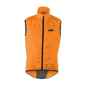 Liemenė neperpučiama KTM FL (oranžinė) dydis M