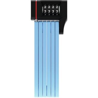 Spyna ABUS Ugrip Bordo 5700C/80 sulankstoma su kodu (šv. mėlyna)