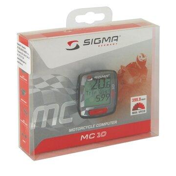 Motociklo kompiuteris SIGMA MC 10 max 399km/h laidinis