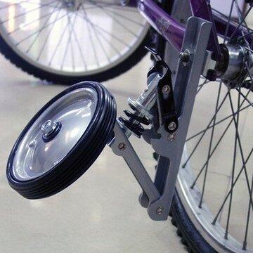 Papildomi ratukai dviračiams su spyruokle 12