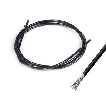Pavarų šarvas 4mm (juodas)