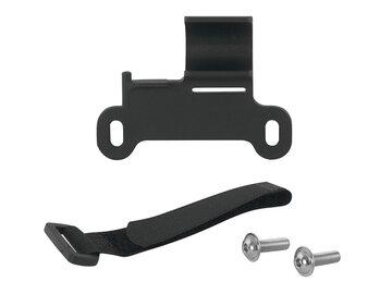 Rankinė pompa FORCE Pocket Duo teleskopinė 8bar (plastikas/aliuminis)