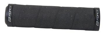 Rankenos FORCE 22,2x130mm (kamštinės, juodos)