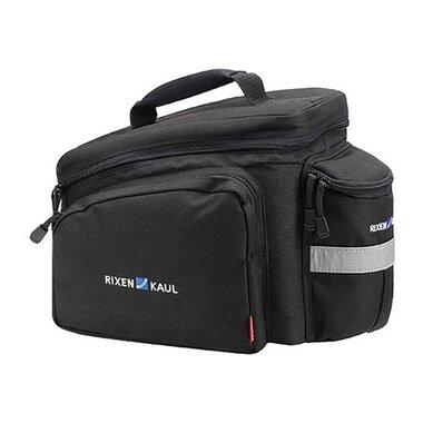 Dviračio krepšys ant bagažinės Rixen&Kaul Rackpack 2 PLUS (juodas)