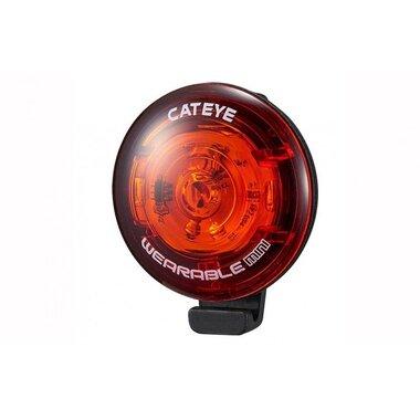 Galinis žibintas CAT-EYE SL-WA10 (raudonas)