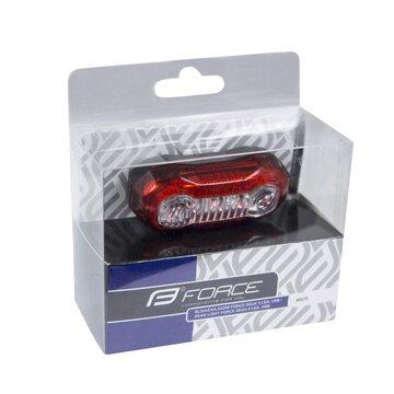 Galinis žibintas FORCE Deux 5 LED, USB