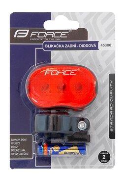 Galinis žibintas FORCE TRI 3LED 3 funkcijos