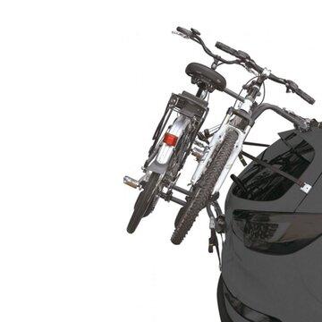 Autobagažinė Peruzzo Pure 3 dviračiams ant galinio dangčio (plienas)