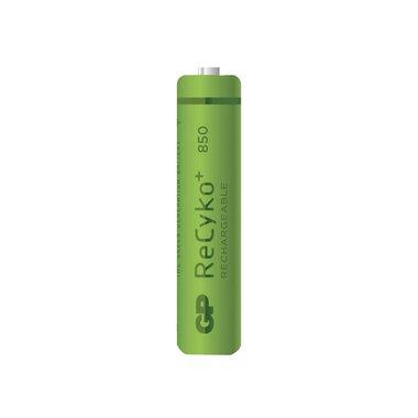 Baterija kraunama GP R03/850mAh 1,2V (AAA)