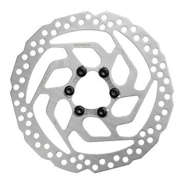 Stabdžių diskas Shimano RT26 Resin 160mm 6 varžtai