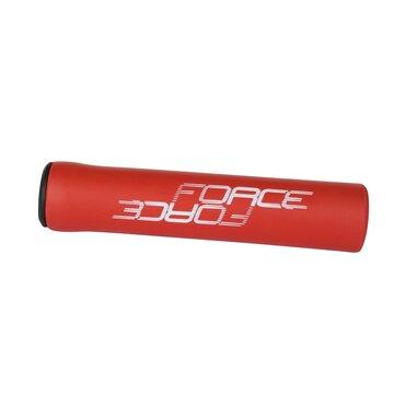 Rankenos FORCE LOX (silikoninės, raudonos)