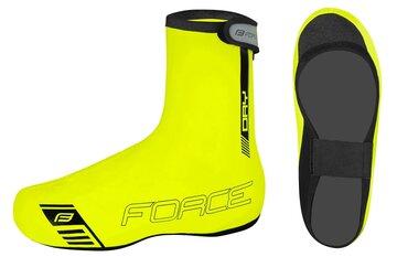Antbačiai FORCE PU Dry (fluorescencinė) 44-46 XL