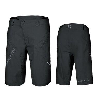 Šortai KLS Stoke, vyriški (juoda) XL