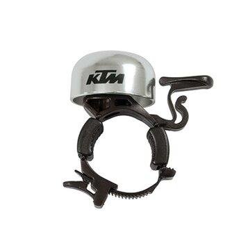 Skambutis KTM 19,2-25,4mm (sidabrinis)