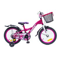 "4KIDS Camo Girl II 16"" size 9.5"" (24cm) (steel, pink)"