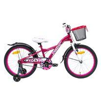 """4KIDS Camo Girl II 20"""" dydis 10"""" (25cm) (plieninis, rožinė)"""