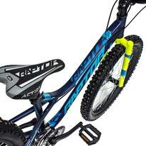 "4KIDS Raptor 24"" dydis 13,5"" (34cm) (aliuminis, mėlyna/žalia)"