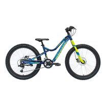 "4KIDS Raptor 24"" size 13,5"" (34cm) (aluminium, blue/green)"