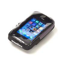Apple IPhone bag on handlebar BONIN 22,2-31,8mm 13x7,5x2cm (black)