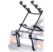 Autobagažinė Peruzzo Hi-Bike 3 dviračiam ant galinio dangčio