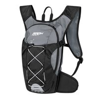 Backpack FORCE Aron Ace 10l (grey/black)