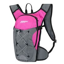 Backpack FORCE Aron Ace 10l (grey/pink)
