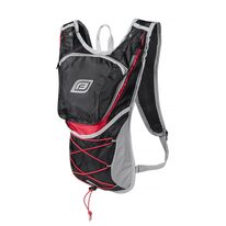 Backpack FORCE Twin 14l (black/red)
