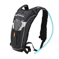 Backpack Roswheel Maxi 5l with water reservoir (black/grey)