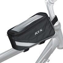 Bag on frame KLS Brick with phone holder 1,1l