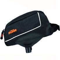 Dviračio krepšys ant rėmo KTM Cross, 3 Top Tube, 0,7l (juodas)