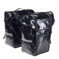 Krepšelis ant galinės bagažinės BONIN PVC 30x17x38cm