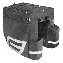Krepšys ant bagažinės FORCE Adventure 32l (juodas)