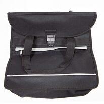Dviračio krepšys ant bagažinės Prophete 15 l (juodas)