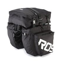 Bag on rear carrier Roswheel Touring 37l