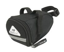 Bag under saddle FORCE Eco 0,8l (black)