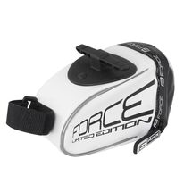 Krepšelis po balneliu FORCE Ride Pro 0,5l (balta)